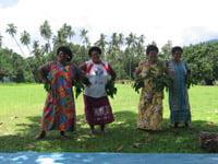 Fijian Meke, Photo: Naushad Yakub
