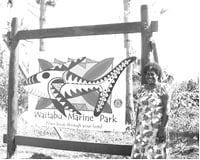 Sala Apao, project manager and community advocate until her death in 1998.