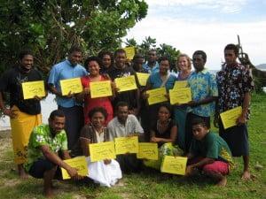 Waitabu Survey Certificates of Achievement  2013