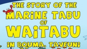 New Book: The Story of the Marine Tabu of Waitabu