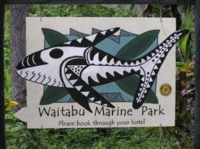 Waitabu Marine Park,