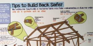 Tips to build back safer