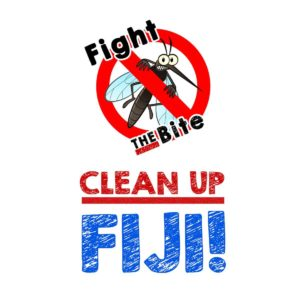 Fight the Bite – Clean up Fiji