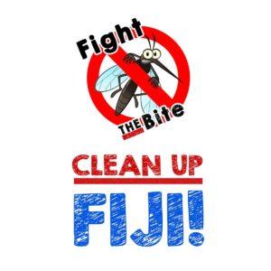 Fight the Bite – Clean up Fiji