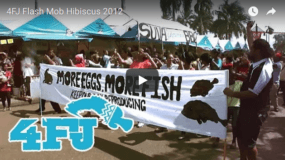 4FJ Flashmob
