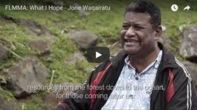 What I Hope - FLMMA - Jone Waqairatu