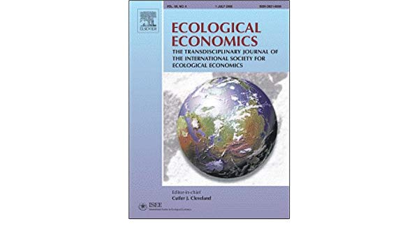 Waitabu Marine Park is highlighted in this paper published in Ecological Economics