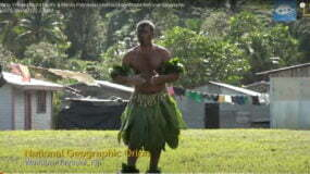 Lindblad Expeditions-National Geographic visits Waitabu